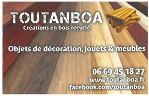 Carte Toutanboa